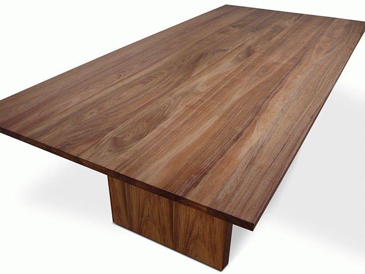 Macedon Tasmanian Blackwood 2200 Dining Table Timber  : 4260 from www.ebay.com.au size 750 x 563 jpeg 49kB