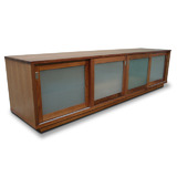 Hamilton Tasmanian Blackwood 2200 TV Unit