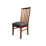 Tasmanian Blackwood Timber Dining Chair No 2