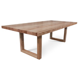 Bondi Dining Table 2400 Tasmanian Oak