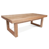 Bondi Coffee Table Tasmanian Oak