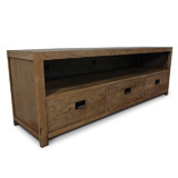 Barossa Oak Lowline 1800 TV Unit