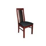 No 5 Jarrah Dining Chair