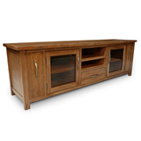 Stonybrook Mountain Ash Hardwood 2120 DVD TV Unit