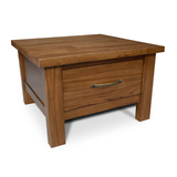 Stonybrook Mountain Ash Hardwood 1 Draw Lamp Table