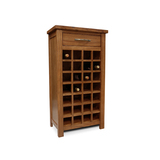 Stonybrook Mountain Ash Hardwood Wine Rack