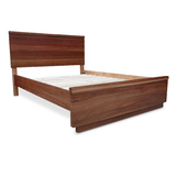Miles Spotted Gum Queen Bed