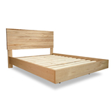 Aziah Messmate Queen Floating Bed
