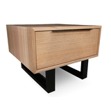 South Wharf Tasmanian Oak Lamp Table