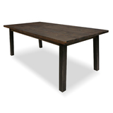 Zeus Scandustrial Recycled Timber 2100 Dining Table
