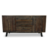 Zeus Scandustrial Recycled Timber Buffet