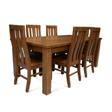 Stonybrook Mountain Ash 1900 Dining Package with PU Chairs