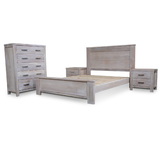 Avalon Hardwood Tallboy Bedroom Package