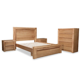 Chet Messmate QUEEN Tallboy Bedroom Package