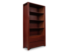 Timber Bookshelves & Display Units